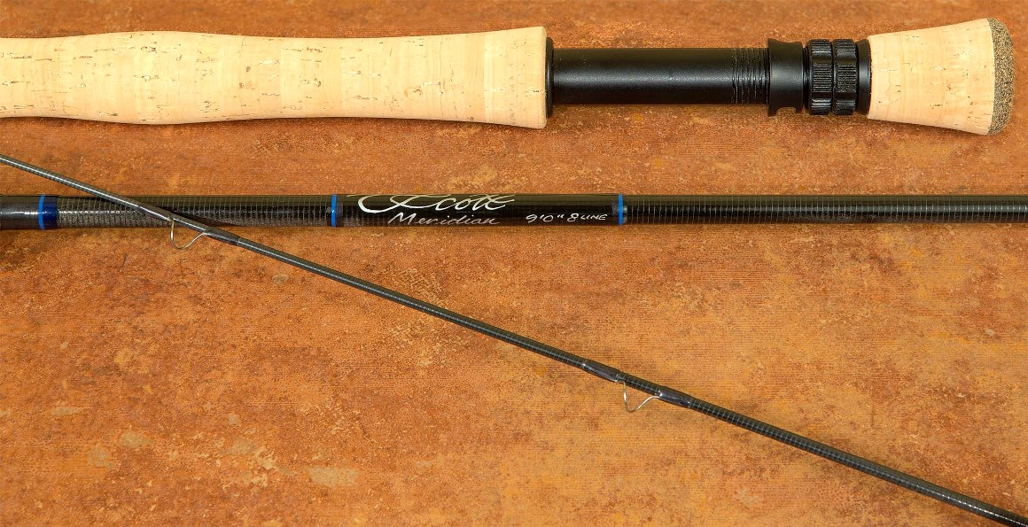 Scott Meridian 9 0 8wt Fly Rod Great Lakes Fly Shop